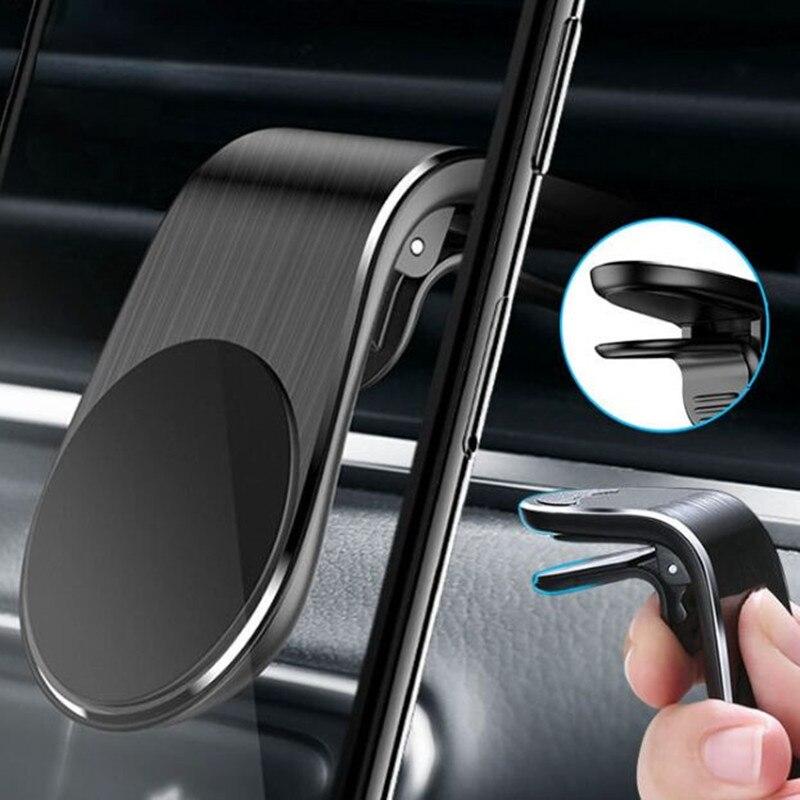 Metal Magnetic Car Phone Holder for BMW 1 3 4 5 7 Series X1 X3 X4 X5 X6 E60 E90  F15 F30