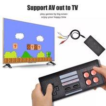 Usb беспроводной ручной ТВ Видео игровой консоли встроенный