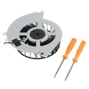 Image 4 - Hot Ksb0912He Interne Cooling Koeler Ventilator Voor Ps4 Cuh 1000A Cuh 1001A Cuh 10Xxa Cuh 1115A Cuh 11Xxa Serie Console Met Tool Kit