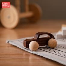 Toys Wooden Baby for Children Teething Nurse Gift 1pc Car-Montessori-Toys Organic Bpa-Free