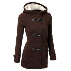 Kurtka zimowa z kapturem Plus Size kobiety grube dziewczyna śnieg płaszcz bawełny kurtka moda długi płaszcz ulica kobieta stałe panie Top s-85 3