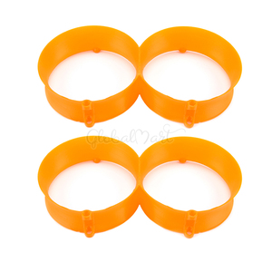 Image 5 - Donut 3inch 140 140mm Frame Kit Mini Drone H Type Frame with Prop Guard Compatiable with 1306 1407 motors for DIY RC FPV Racing