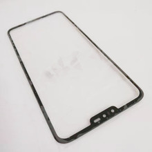 V50 Outer Screen For LG V50 ThinQ Front Touch Panel LCD Display Screen Out Glass Cover Lens Phone Repair Replace Part