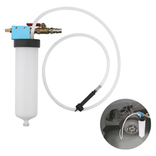 LEEPEE Auto Car Brake Fluid Oil Replacement Tool Hydraulic Clutch Pump Bleeder Empty Drained Kit