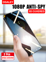 Private Bildschirm Protector Für iphone 12 Pro Max Glas 11 Pro Max X XS MAX XR Anti-spy Gehärtetem glas Für iPhone 12 Privatsphäre Glas