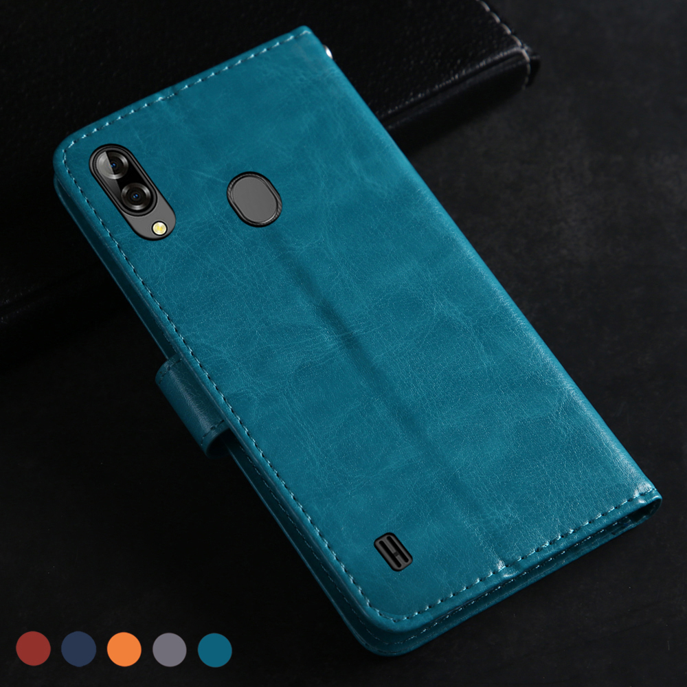 Чехол-книжка Blackview A60 Plus, роскошный кожаный чехол-бумажник для Blackview A10 A20 A30 A60 A80 Pro Funda on A60Plus A80Pro Etui