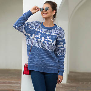 best top womens sweater deer brands and get free shipping a725