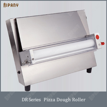 DR3S  pizza dough roller stainless steel electric crust maker single sheeter presser pressing machine