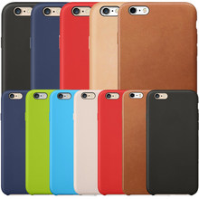 Luxe Originele Officiële Stijl Pu Leather Case Shockproof Cover Gevallen Voor Apple Iphone 11 Pro Max Xs Xr X 8 7 6 6S Plus 5 5S(China)