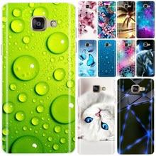 Силиконовый чехол для Samsung Galaxy A5 2017 A5 2016 A520 A510, чехол для телефона, чехол для Samsung A5 2015 A500 A 5 2016 2017, чехол
