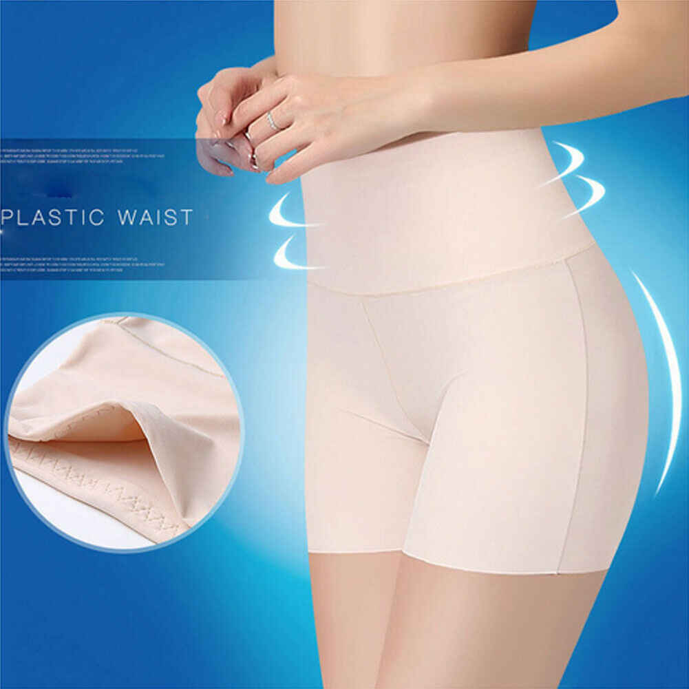 New 2020 女性の高ウエストショートパンツソフトのシームレスな安全夏下スカートショーツ通気性タイツ女性のためのホット販売