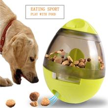 Dog Treat Ball, Interactive Toys Food Dispenser  IQ Ball Puzzle for Pet, Small to Medium Cats, Dogs
