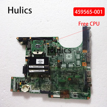 Hulics Original 459565-001 carte mère pour HP pavillon DV6700 DV6000 DV6500 459565 carte mère d'ordinateur portable DA0AT1MB8H0 carte mère