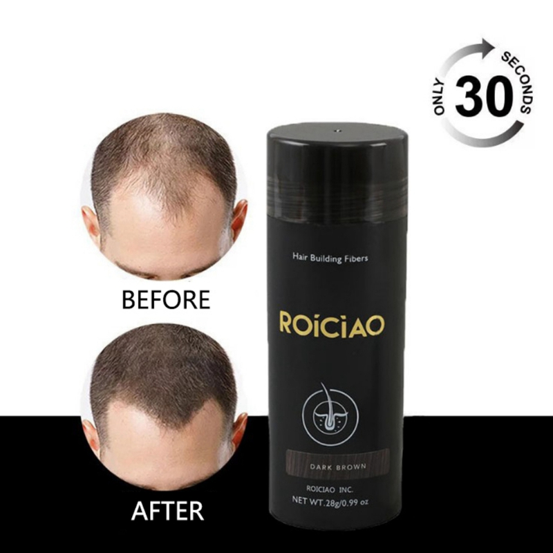2020 Hair Building Fibers Hair Loss Concealer For Thinning Hair Powder Volumizing Based  Hair Growth Applicator Spray