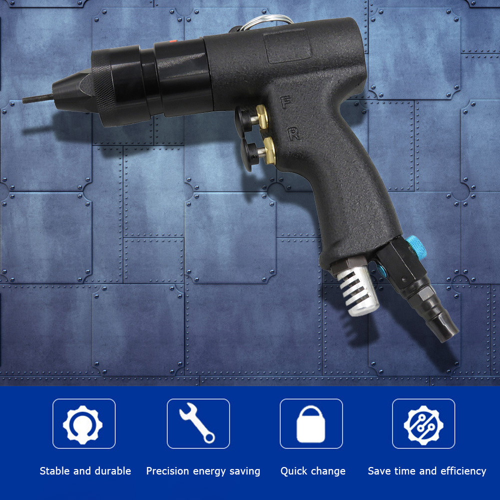 M3-M8 Riveter Stainless Steel Adapter Electric Rivet Gun Insert Nut Rivet Tool Cordless Pneumatic Drill Tools Supplies