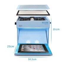 Nettoyeur de chambre Miniature, sans poussière, puissant, pour la réparation des écrans LCD pour téléphones portables