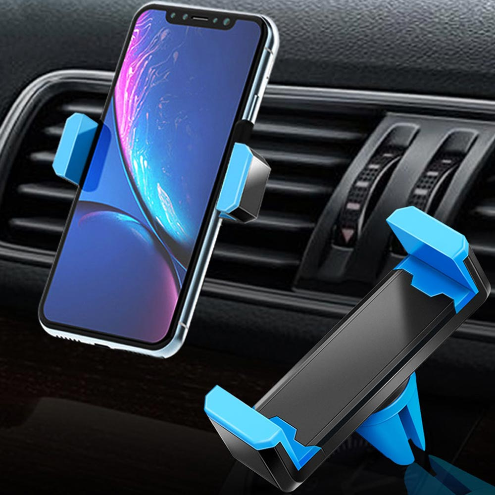 Universal Car Phone Holder Stand Air Vent Mount Holder 360 Degreen For Phone Support 4-6 Inch Holder Stand In Car