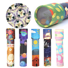 Montessori Educational Toys for Children Early Learning Materials  Kids Intelligence Rotating Kaleidoscope Game Colorful Lens sudoku game children s educational toys development children s intelligence toys children s early education toys gifts