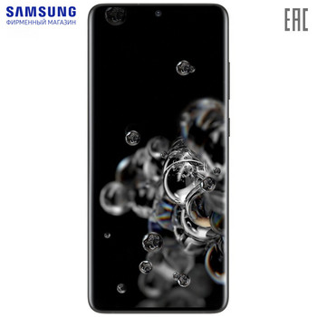 Mobile Phones Samsung SM-G988BZKDSER smartphone smartphones pure android Galaxy S20 Ultra 128 Gb newmodel