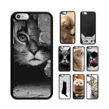 KETAOTAO Cute Kittens cat TPU Soft Silicone Phone Case for iPhone 5S 6S 7 8 Plus XR XS 11 ProMax For Samsung(China)