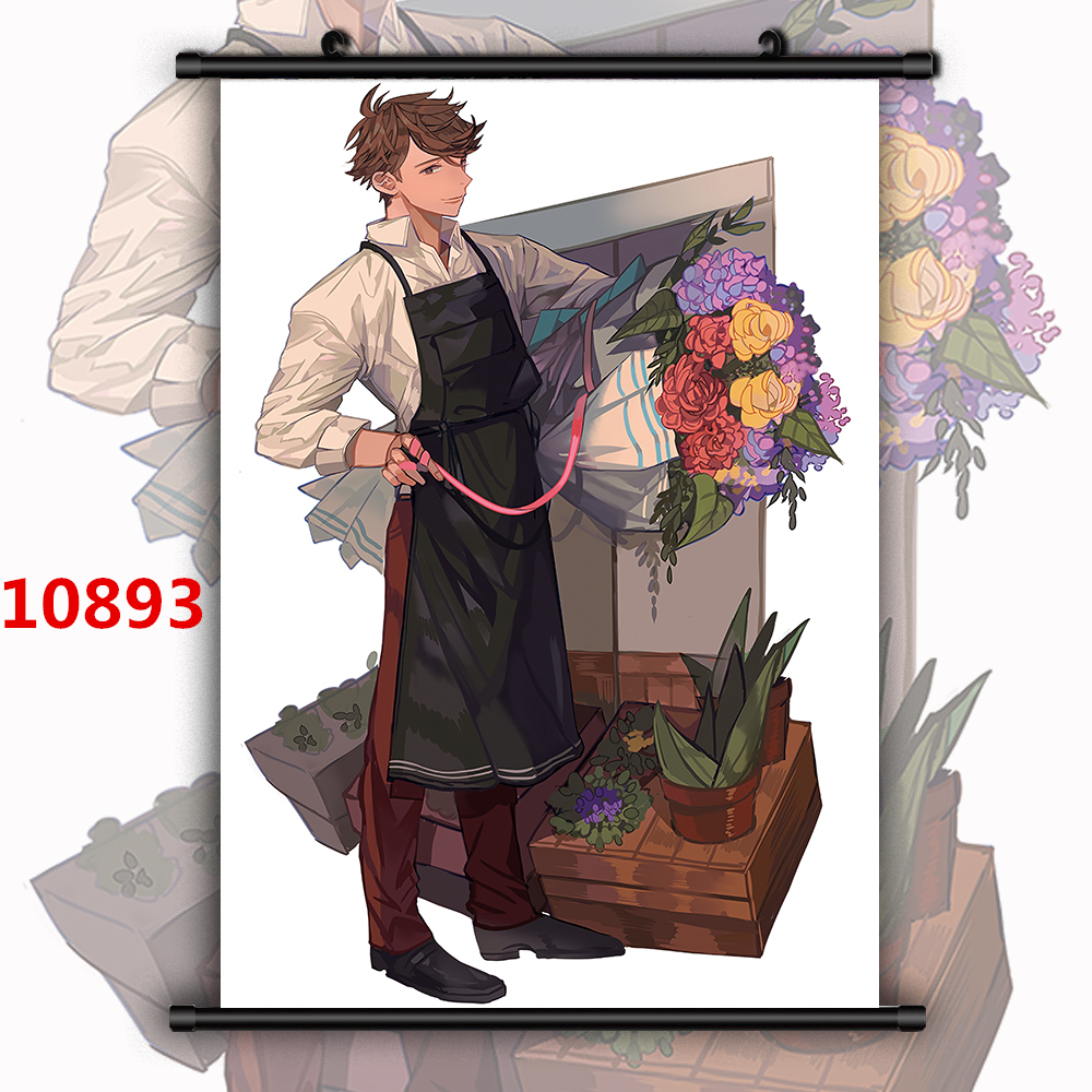 Haikyuu! Oikawa Tooru Anime Wallscroll Poster Kunstdrucke Bider Drucke