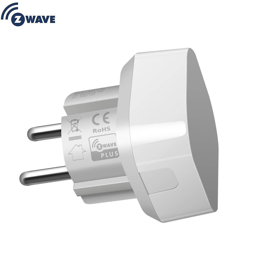 Smart Home Automation Z Wave Range Extender EU Version 868.4MHZ Compatiable With Smartthings Fibaro Vera