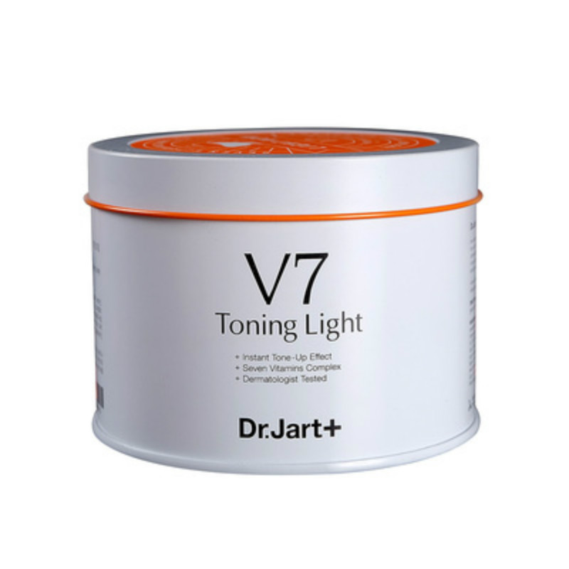 Dr.Jart+ V7 Toning Light Now Cream Vitamins Whitening Cream Effective Repair Rough Skin Smooth Moisturizing Day Cream 50ml|Day Creams & Moisturizers| - AliExpress