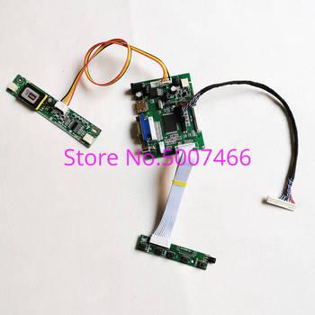 "Para B150XN05 V.0 B150XN06 V.1 15 ""Pantalla LCD VGA AV HDMI teclado 2CCFL 1024*768 30-Pin LVDS controlador del monitor coche kit"