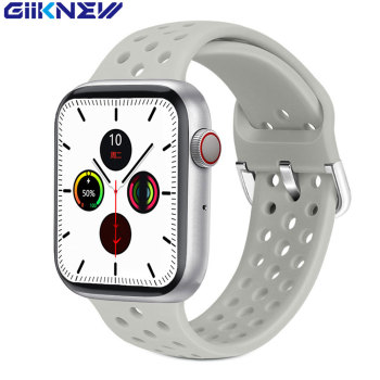 GIIKNEW IWO W16 Smart Watch 2020 iwo W26 Lite Version Smartwatch Heart Rate Blood Pressure Smart Watch Men/Women for Android IOS 1