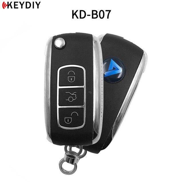 5 개/몫, KD900/KD MINI/URG200/KD X2 키 프로그래머 B 시리즈 리모컨 용 최고의 가격 KEYDIY KD B07