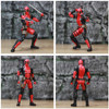 Deadpool Exclusive Action Figure with Custom Weapons 6inch. 2