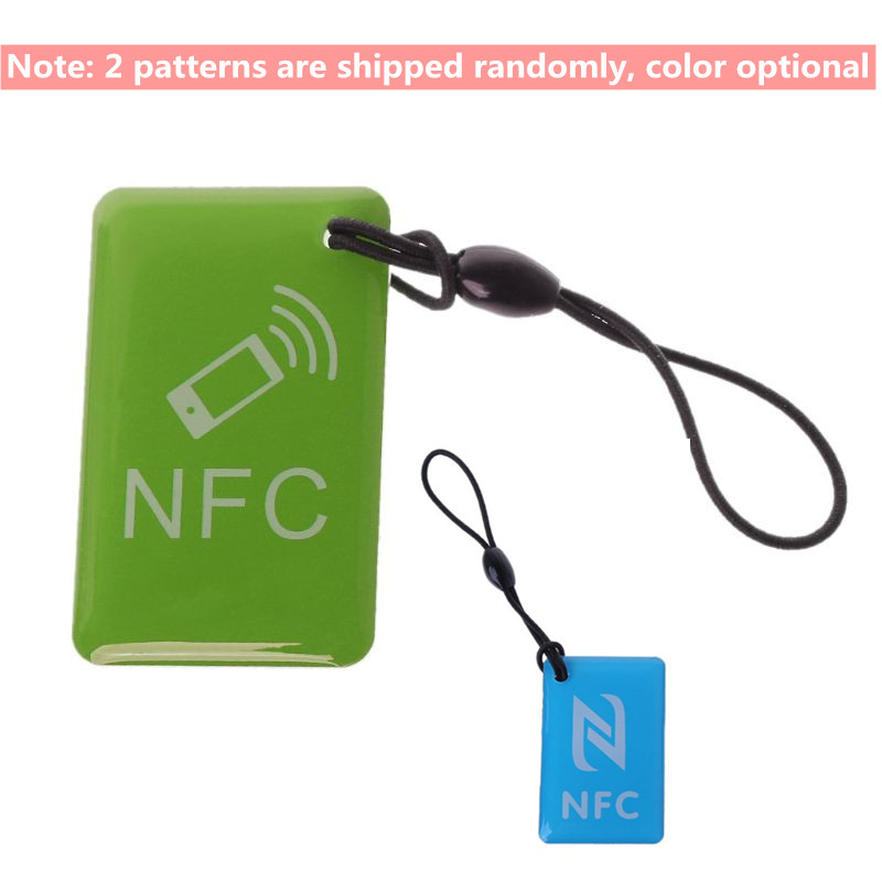 H821aa7174586422283010c9a1803a161a Waterproof NFC Tags Lable Ntag213 13.56mhz RFID Smart Card For All NFC Enabled Phone Patrol attendance access