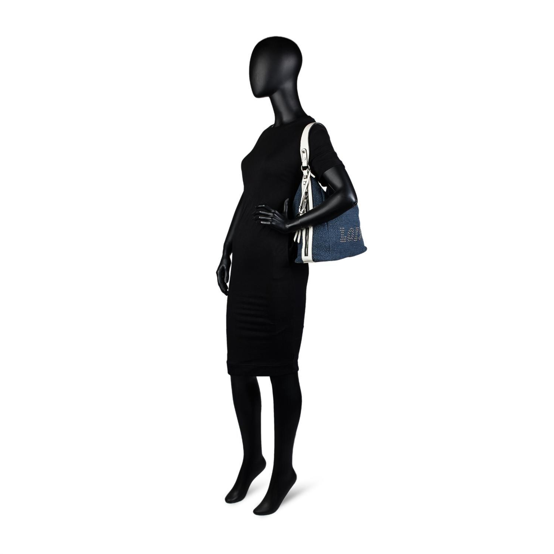 Bolso Bandolera De Mujer Tipo Hobo. Cierre Cremallera 301070 6