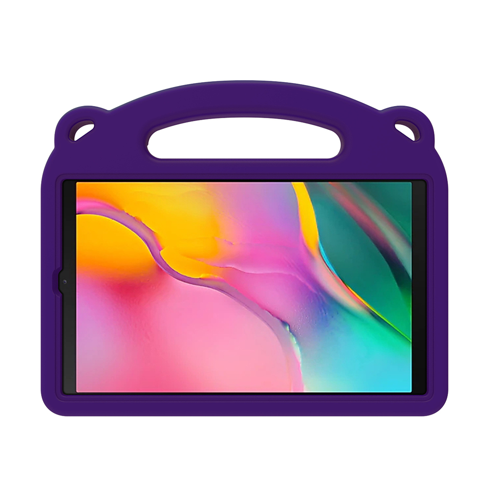 Coffee Coffee for iPad Air 4 Case 2020 A2316 A2324 EVA Safe Kids Handle Stand Tablet Case Cover