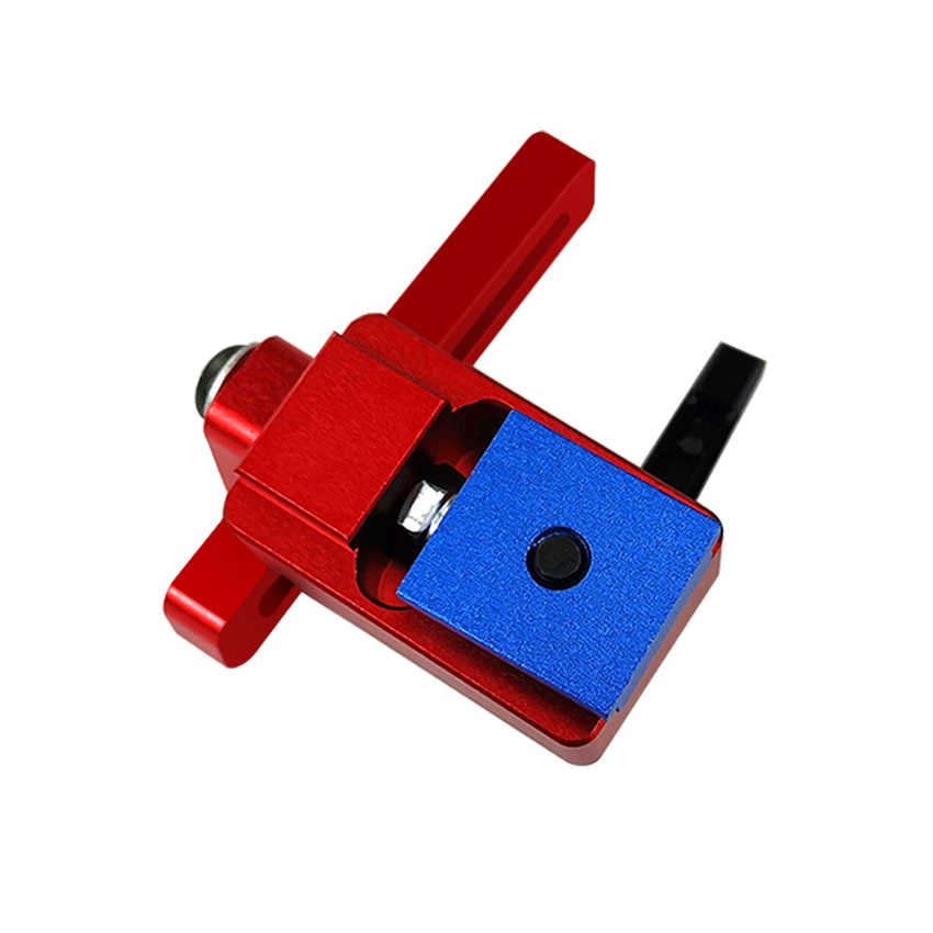 30 Type Miter Track Stopper for 30mm T-Slot T-Tracks DIY Woodworking Chute Dedicated Limiter Miter Track Positioning Limiter