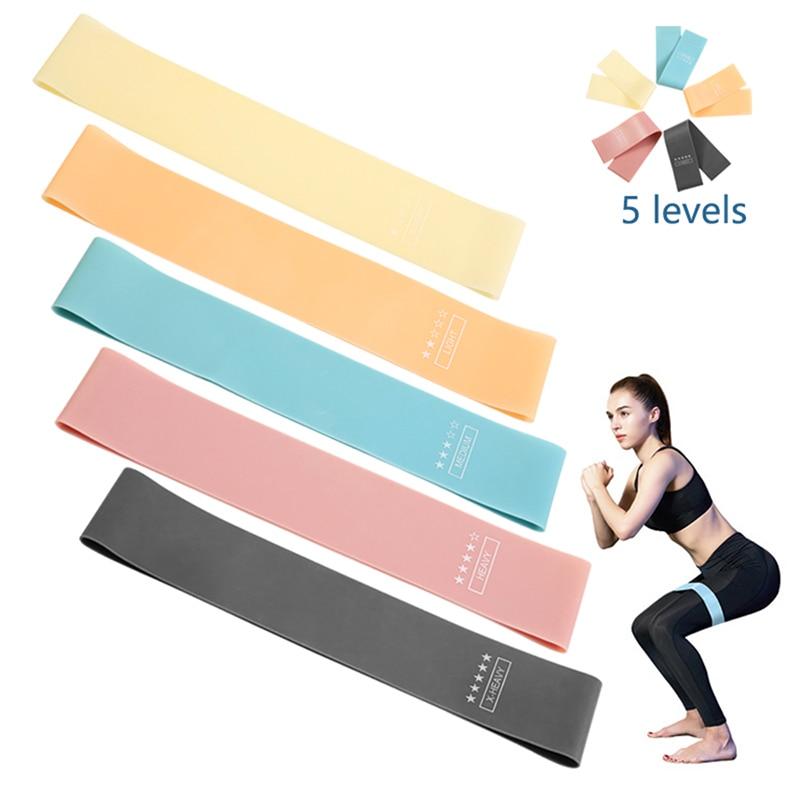 Ленты-Эспандеры, резинки для фитнеса, йоги, кроссфита 1