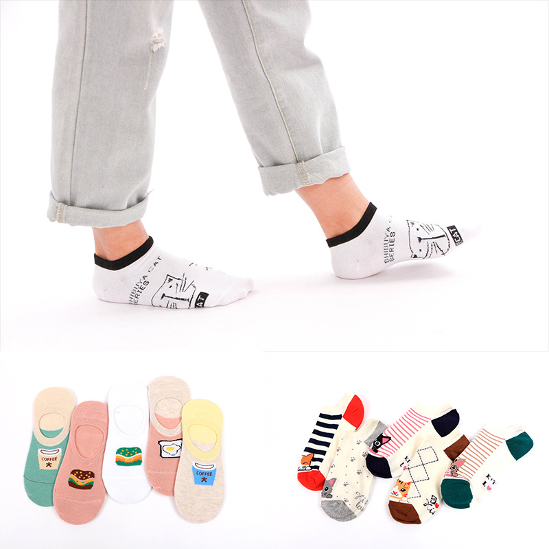 2020 New Arrival Striped  Socks Women Cute Bamboo Fiber Funny Socks High Quality Women Fashion