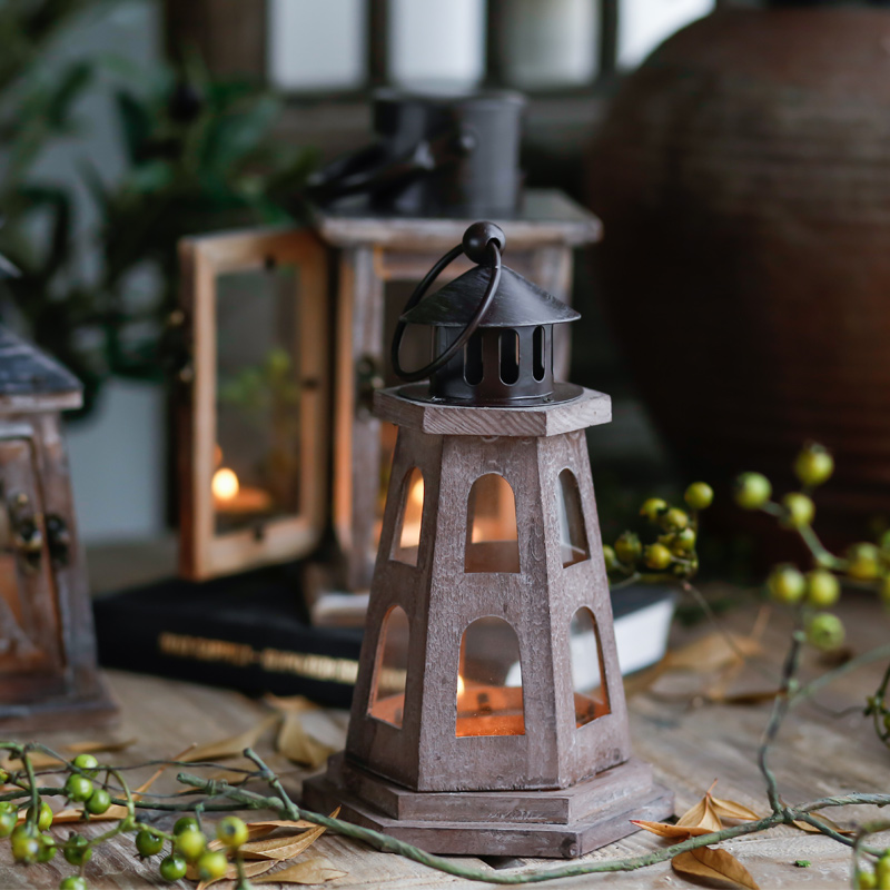Glamour Outdoor Candle Holder Stand Table Hanging Lantern Candlestick Romantic Luxury Swieczniki Candle Holder Outdoor BA60ZT