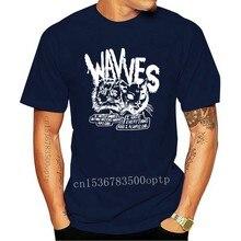 Wavves-maglietta cinica Gatti S M L Xl Nuovo Ufficiale alta fedeltà Streetwear Tee Shirt