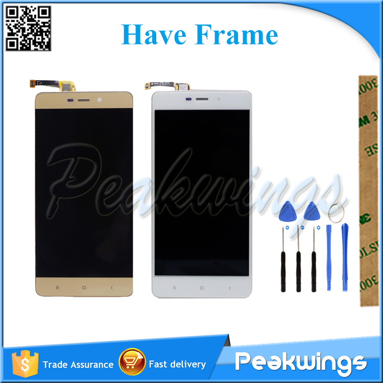 Tested LCD <font><b>Screen</b></font> For <font><b>Xiaomi</b></font> <font><b>Redmi</b></font> <font><b>4</b></font> <font><b>Pro</b></font> / <font><b>Redmi</b></font> <font><b>4</b></font> Prime LCD Display <font><b>Screen</b></font> With <font><b>Touch</b></font> Assembly image