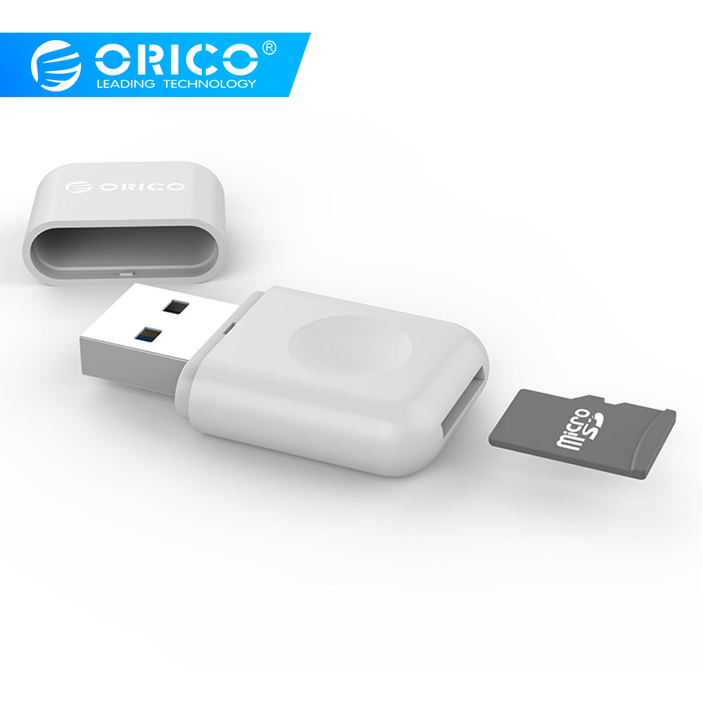 ORICO Universal <font><b>USB</b></font> <font><b>3.0</b></font> Micro SD Card Reader Mobile Phone Tablet PC for Micro <font><b>TF</b></font> Flash Memory Card image