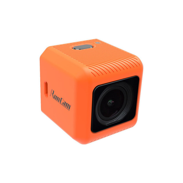 RunCam 5 12MP Smallest 4K Cam HD Recording 145 Degree NTSC/PAL 16:9/4:3 Switchable FPV Action Camera Mini Cam for RC Drone Accs