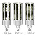 60 Вт Супер яркая светодиодная лампа желтая лампа с E27 большой Mogul Базовый адаптер для большой площади коммерческий потолок освещение