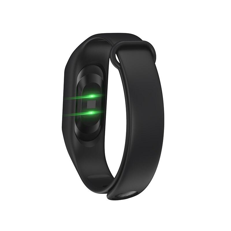 Schnoah Fitness bande podomètre Bracelet intelligent moniteur de fréquence cardiaque Bracelet natation étanche montres pour xiaomi iphone téléphone - 6