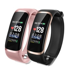 M4 Smart Watch Heart Rate Monitor Sleep Monitor Fitness Watch Blood Pressure Bluetooth Smart Bracelet k88s mtk2502c heart rate monitor smart watch phone gold