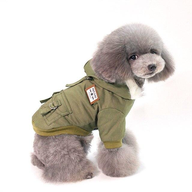 Купить повседневная толстая хлопковая одежда для домашних животных картинки цена