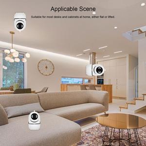 Image 4 - 1080P ענן IP אלחוטי מצלמה אינטליגנטי אוטומטי מעקב של IR לילה תינוק צג אבטחת מעקב טלוויזיה במעגל סגור רשת מיני מצלמה