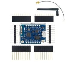 WEMOS D1 Mini Pro 4M 16M байт внешний антенный разъем на основе NodeMCU ESP8266 ESP-8266EX CP2104 WIFI макетная плата Micro