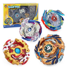 XD168-6A Burst Gyroscope Toy Burst Gyroscope Pair Battle Disk Arena Gyro Set xd168 11 burst gyro toy blast gyro pair battle disk arena b122 gyro series set