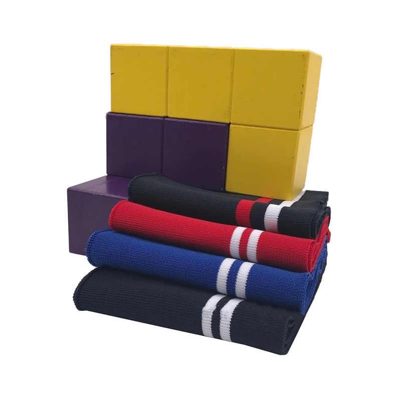 스 판 덱 스 리브 밑단 커 프 스 직물 니트 플랫 칼라 패브릭 Neckline 또는 스웨터 또는 유니폼 자 켓의 밑단 11*90 cm/piece KA51
